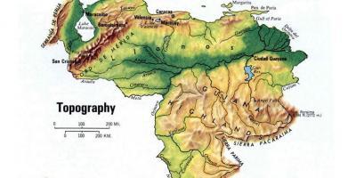 Topografinen